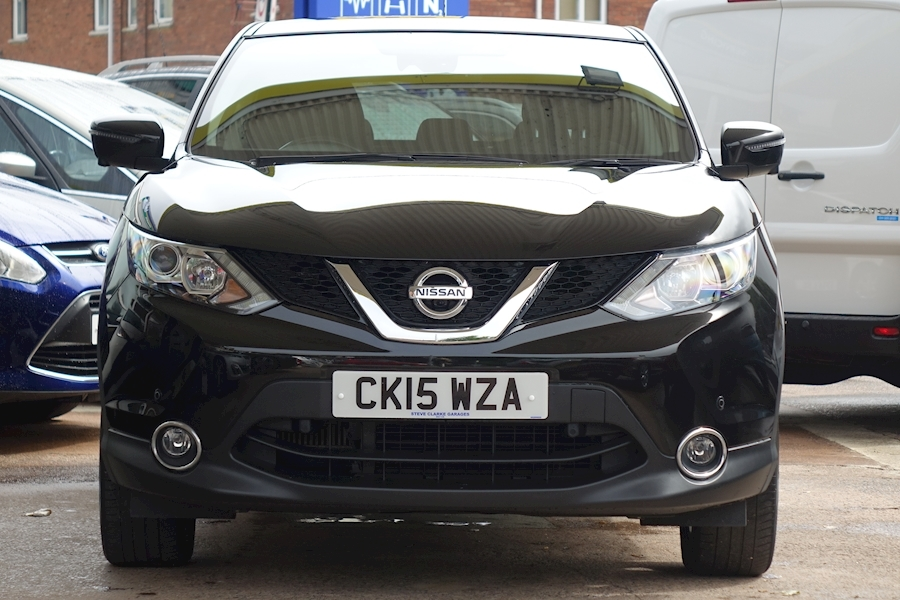 Qashqai Dci N-Tec Hatchback 1.5 Manual Diesel For Sale in Exeter