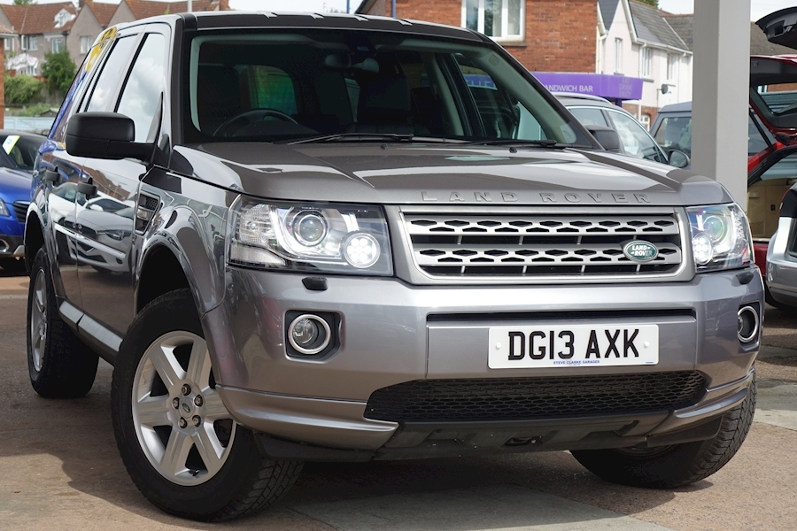 Freelander Sd4 Gs Estate 2.2 Automatic Diesel For Sale in Exeter