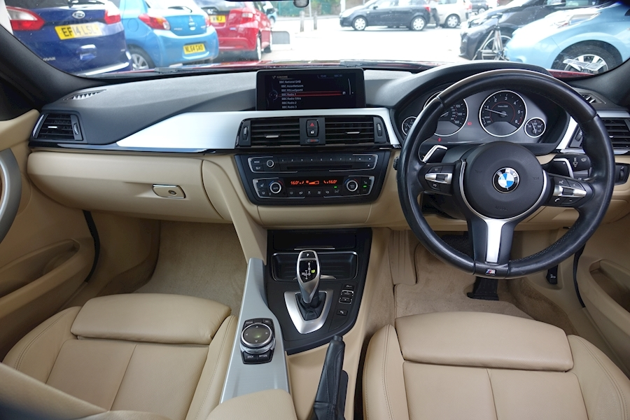 3 Series 320D M Sport Touring Estate 2.0 Automatic Diesel For Sale in Exeter