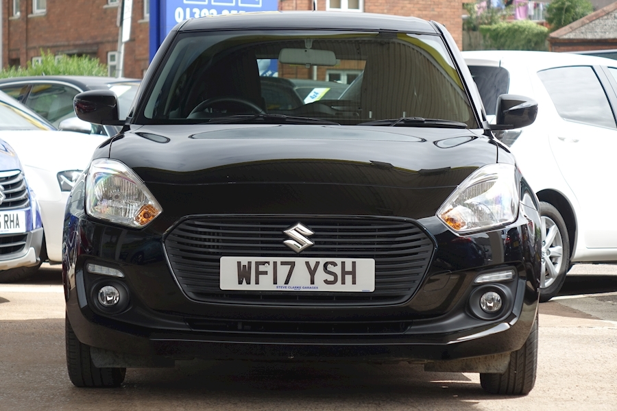 Swift Sz-T Boosterjet Hatchback 1.0 Manual Petrol For Sale in Exeter