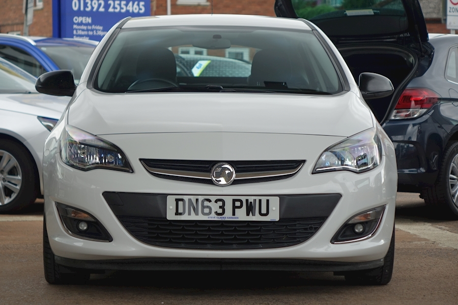 Astra Sri Hatchback 1.6 Manual Petrol For Sale in Exeter