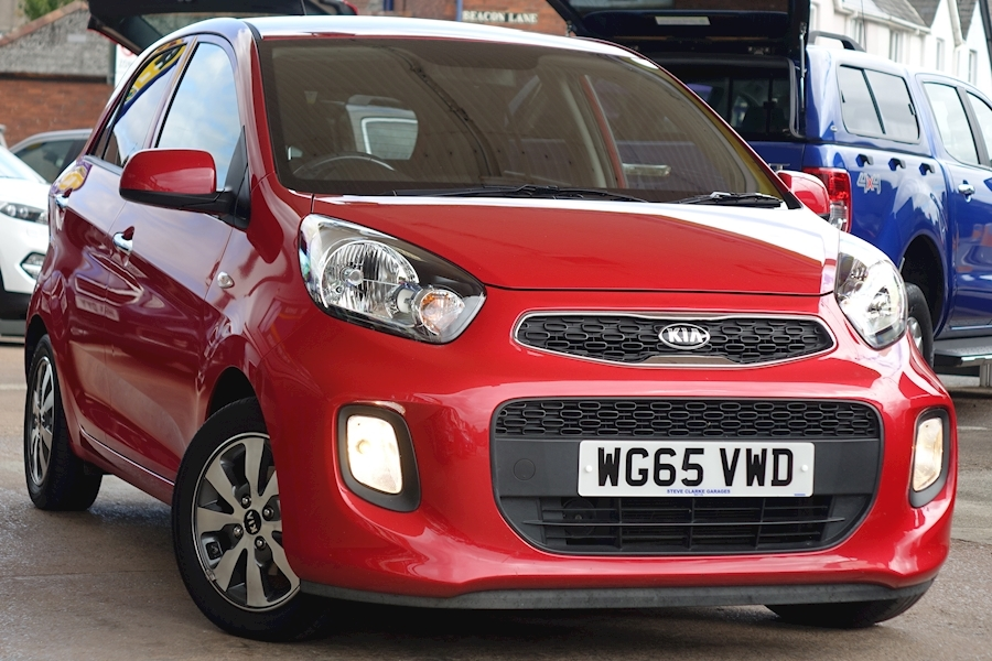 Picanto Sr7 Hatchback 1.0 Manual Petrol For Sale in Exeter