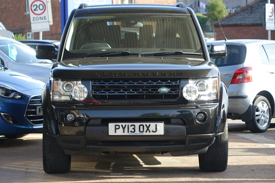 Discovery Sdv6 Hse Luxury Estate 3.0 Automatic Diesel For Sale in Exeter