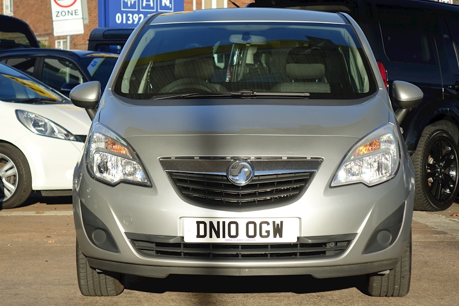 Meriva Exclusiv Cdti 1.3 5dr Mpv Manual Diesel For Sale in Exeter