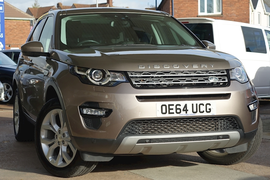 Discovery Sport Sd4 Hse Estate 2.2 Automatic Diesel For Sale in Exeter