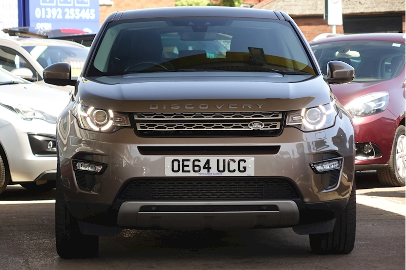 Discovery Sport Sd4 Hse [7 Seat] 2.2 5dr Estate Automatic Diesel For Sale in Exeter