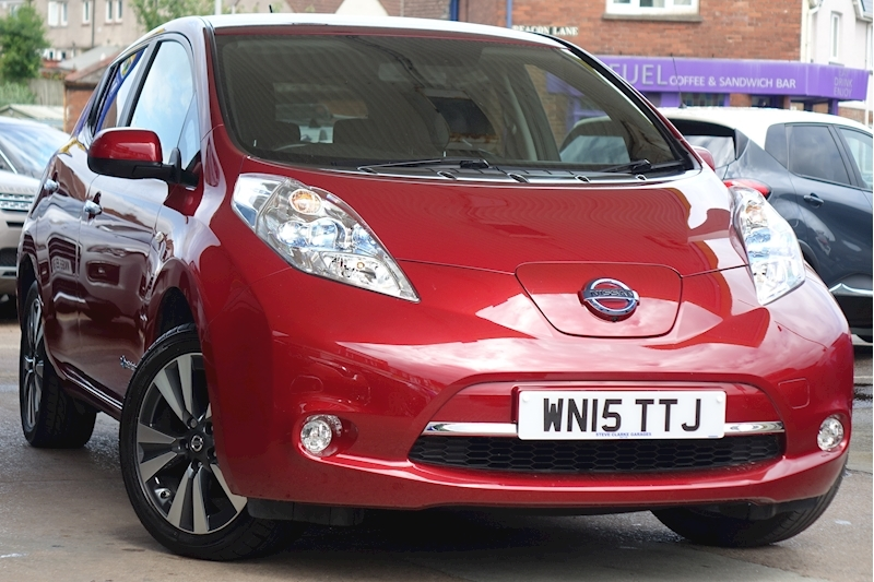 Leaf Tekna Hatchback 0.0 Automatic Electric For Sale in Exeter