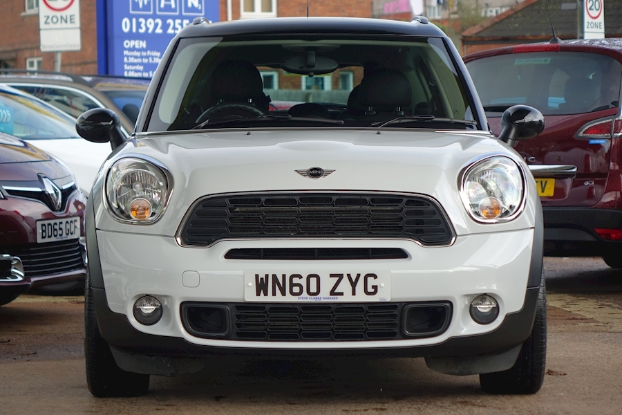 Mini Countryman Countryman Cooper S Hatchback 1.6 Manual Petrol For Sale in Exeter