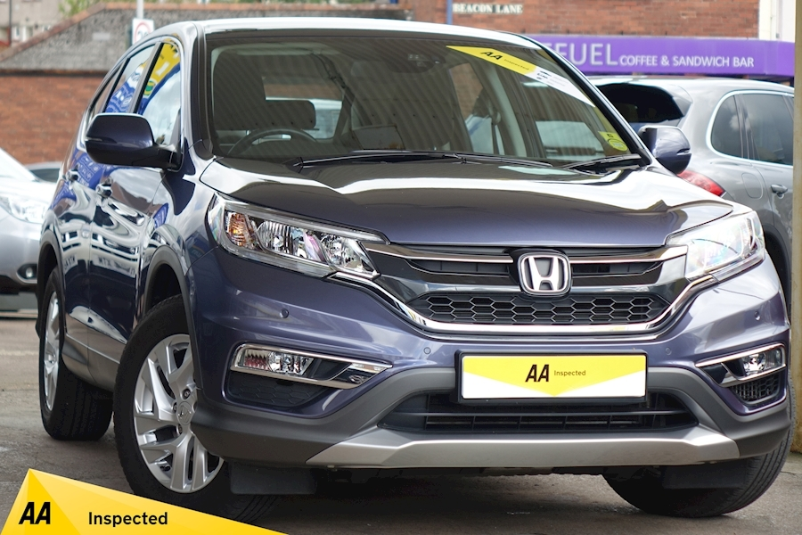 Cr-V I-Dtec Se 1.6 5dr Estate Manual Diesel