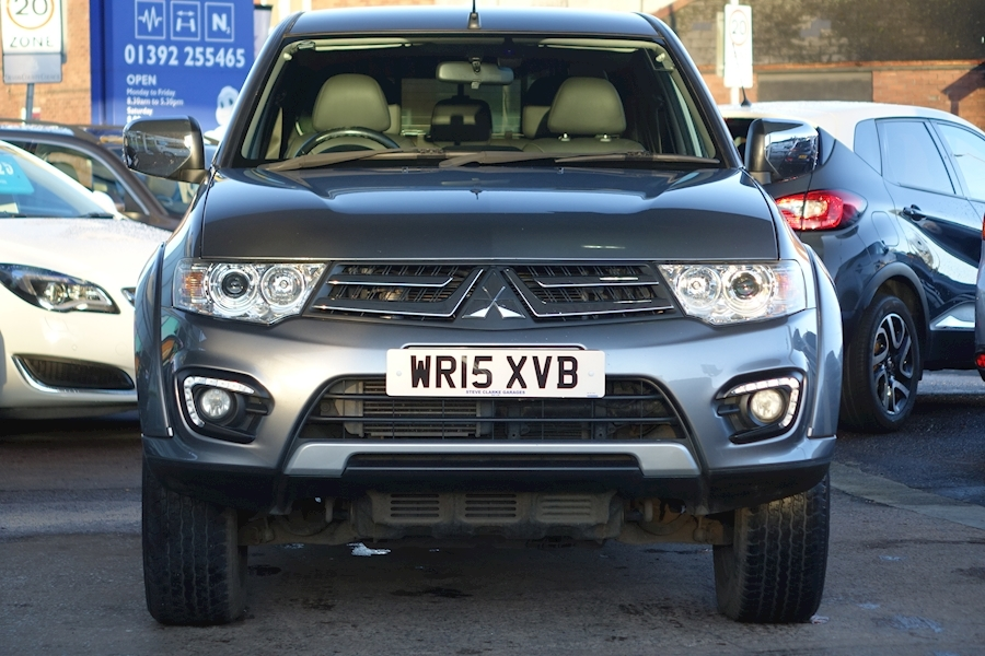 L200 Di-D 4X4 Barbarian LWB Dcb 2.5 4dr Pick-Up Manual Diesel For Sale in Exeter