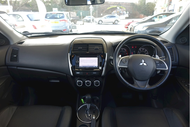 Asx 2.2 Di-D 4 4x4 2.2 5dr Hatchback Automatic Diesel For Sale in Exeter