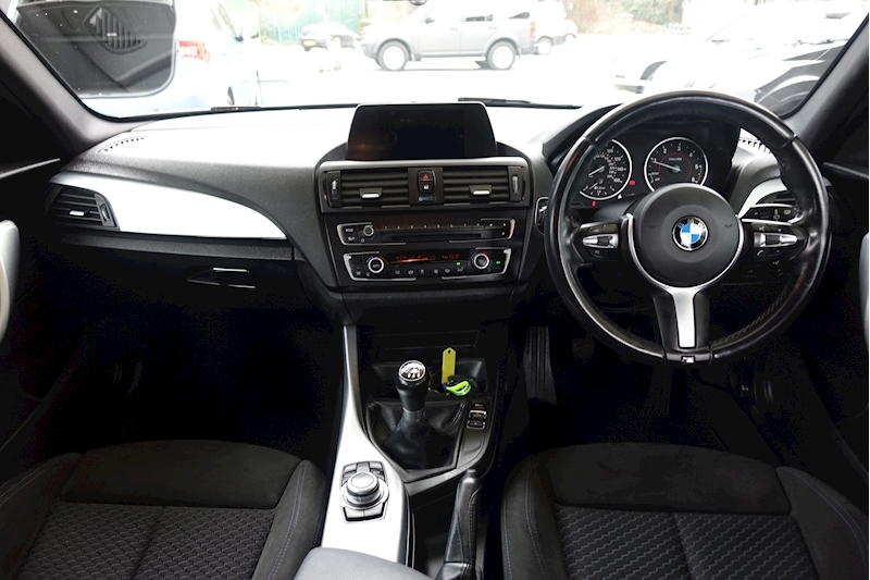 1 Series 120D M Sport NAV 2.0 5dr Hatchback Manual Diesel For Sale in Exeter