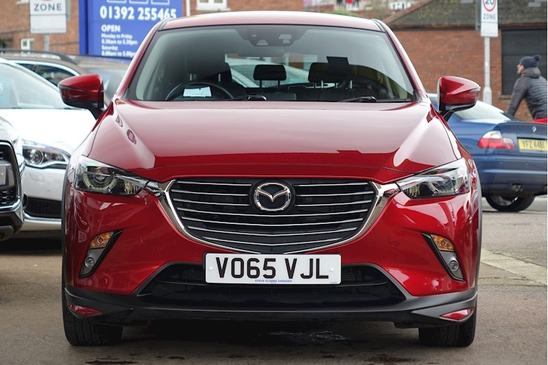 Cx-3 Sport Nav Auto 2.0 5dr Hatchback Automatic Petrol For Sale in Exeter