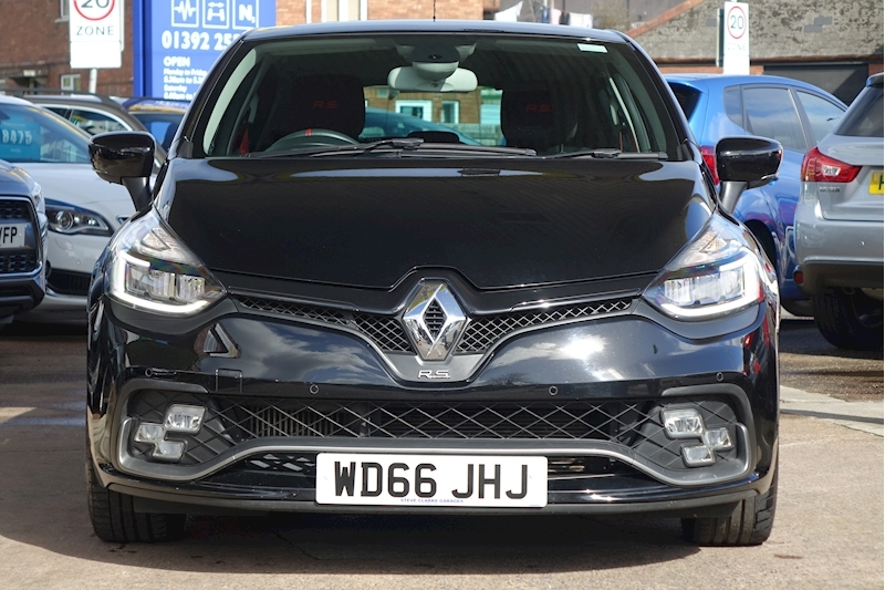 Clio Renaultsport Nav (220bhp) Trophy 1.6 5dr Hatchback Automatic Petrol For Sale in Exeter