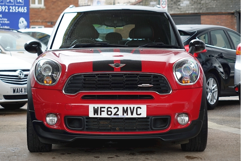 Mini Countryman 4X4 John Cooper Works 1.6 5dr Hatchback Manual Petrol For Sale in Exeter