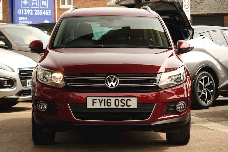 Tiguan Match Edition Tdi Bmt 4Motion Auto 2.0 5dr Estate Semi Auto Diesel For Sale in Exeter