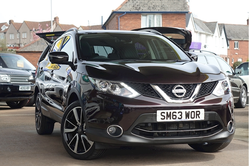 Qashqai Dci Tekna Hatchback 1.6 Cvt Diesel For Sale in Exeter