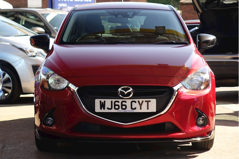 Mazda 2 Sport Black Hatchback 1.5 Manual Petrol For Sale in Exeter