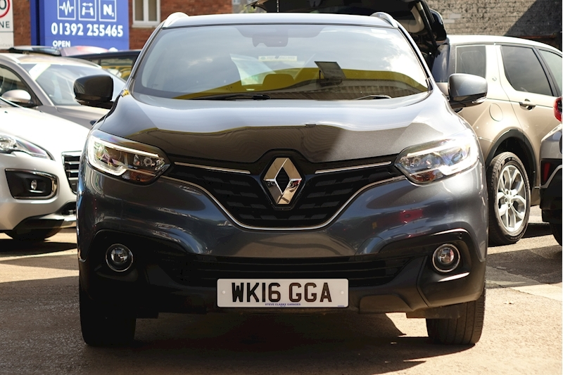 Kadjar Dynamique S Nav Dci Hatchback 1.5 Manual Diesel For Sale in Exeter