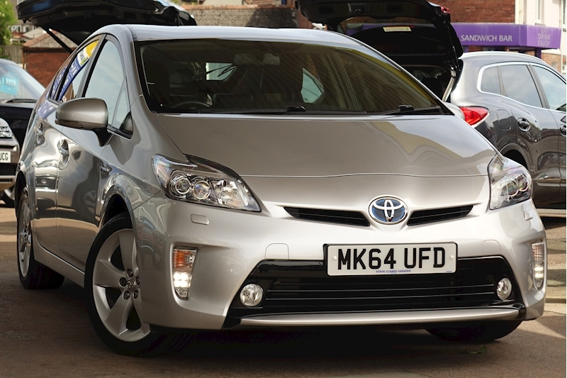 Prius Hybrid Vvt-I T Spirit 1.8 5dr Hatchback Cvt Petrol/Electric For Sale in Exeter