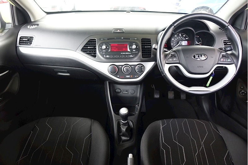 Picanto 2 Ecodynamics Hatchback 1.2 Manual Petrol For Sale in Exeter