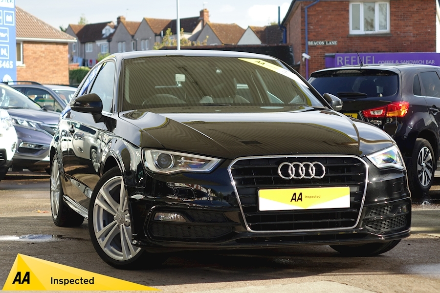 A3 Tdi S Line 2.0 3dr Hatchback Manual Diesel