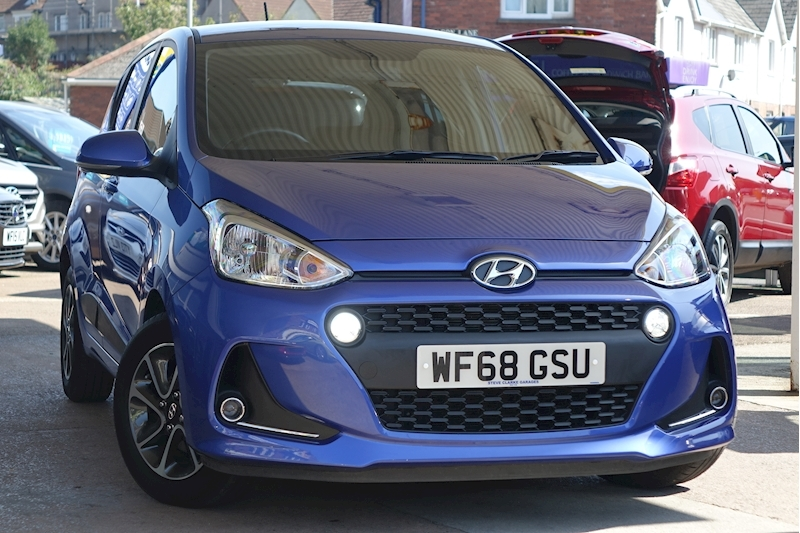 I10 Premium Hatchback 1.0 Manual Petrol For Sale in Exeter
