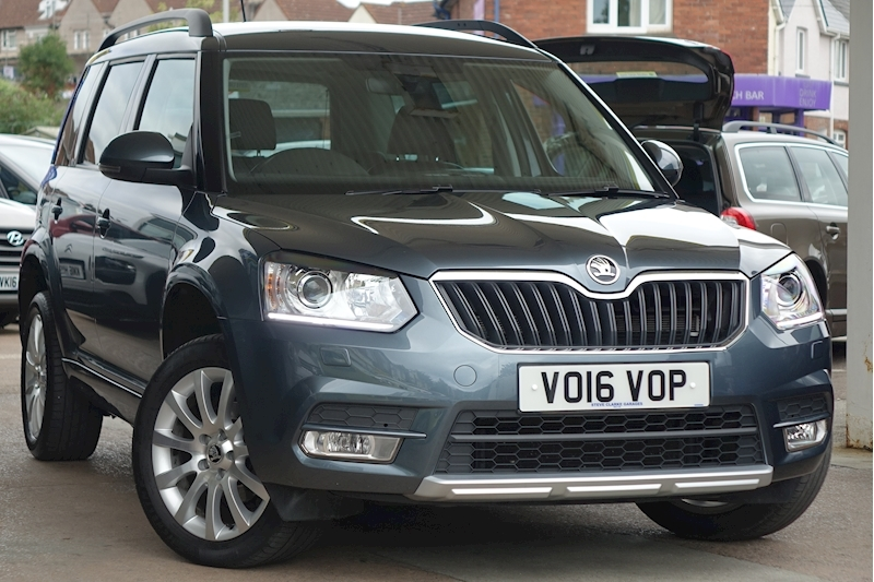 Yeti Se L Tdi Scr Hatchback 2.0 Manual Diesel For Sale in Exeter