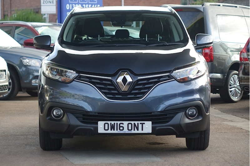 Kadjar Dynamique Nav Dci Hatchback 1.5 Manual Diesel For Sale in Exeter