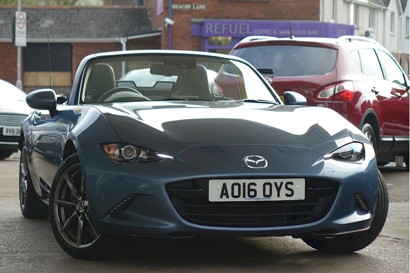Mx-5 Sport Nav 2.0 2dr Convertible Manual Petrol For Sale in Exeter