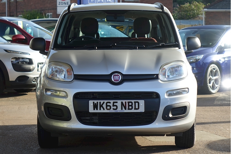 Panda Twinair Easy Dualogic Hatchback 0.9 Semi Auto Petrol For Sale in Exeter