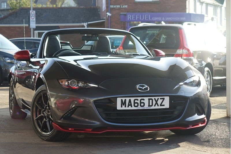 Mx-5 Icon Convertible 1.5 Manual Petrol For Sale in Exeter