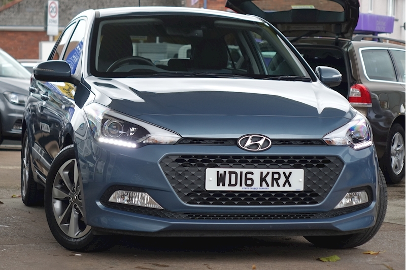 I20 Premium 1.4 5dr Hatchback Manual Petrol For Sale in Exeter
