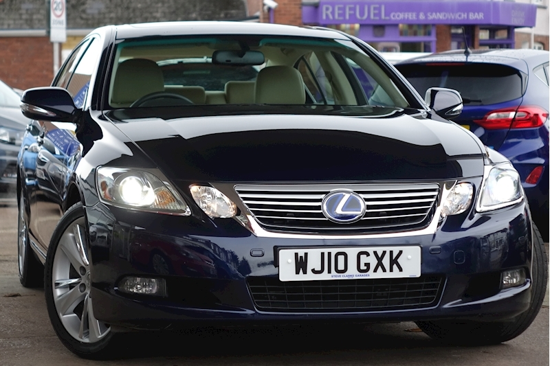 Gs 450H Se-L Saloon 3.5 Cvt Petrol/Electric For Sale in Exeter
