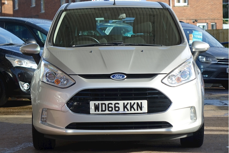 B-Max Titanium Tdci Mpv 1.5 Manual Diesel For Sale in Exeter