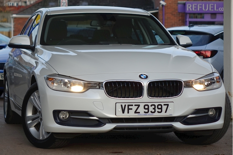 3 Series 316D Sport Saloon 2.0 Manual Diesel For Sale in Exeter