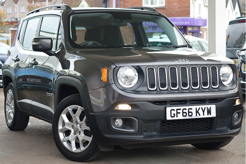 Renegade Longitude Estate 1.4 Manual Petrol For Sale in Exeter
