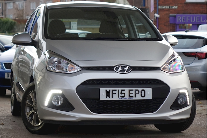 I10 Premium Hatchback 1.2 Automatic Petrol For Sale in Exeter
