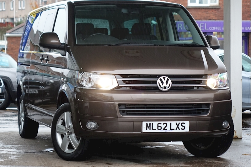 Caravelle LWB SE Tdi 140 DSG 2.0 5dr Mpv Automatic Diesel For Sale in Exeter