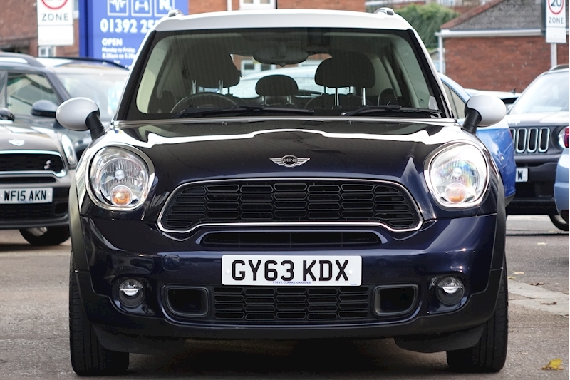 Mini Countryman Cooper Sd Hatchback 2.0 Manual Diesel For Sale in Exeter