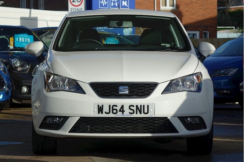 Ibiza Toca Hatchback 1.4 Manual Petrol For Sale in Exeter