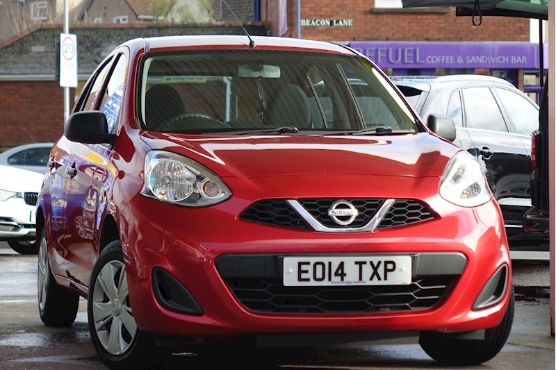 Micra Visia Hatchback 1.2 Manual Petrol For Sale in Exeter