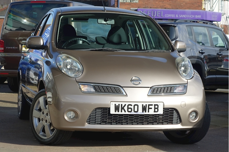 Micra N-Tec Hatchback 1.2 Manual Petrol For Sale in Exeter