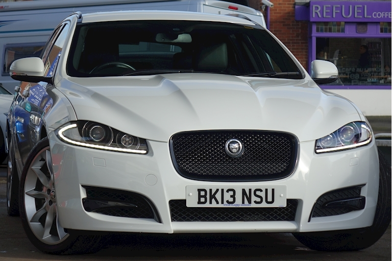 Xf D V6 S Premium Luxury (275bhp) Sportbrake 3.0 5dr Estate Automatic Diesel For Sale in Exeter