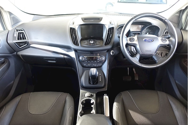 Kuga Titanium [182] AWD 1.5 5dr Hatchback Automatic Petrol For Sale in Exeter