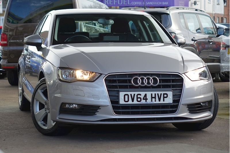 A3 Tdi Sport Saloon 1.6 Semi Auto Diesel For Sale in Exeter
