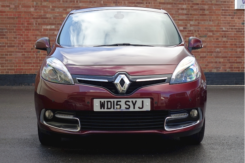 Scenic Dynamique Tomtom Dci S/S Mpv 1.5 Manual Diesel For Sale in Exeter