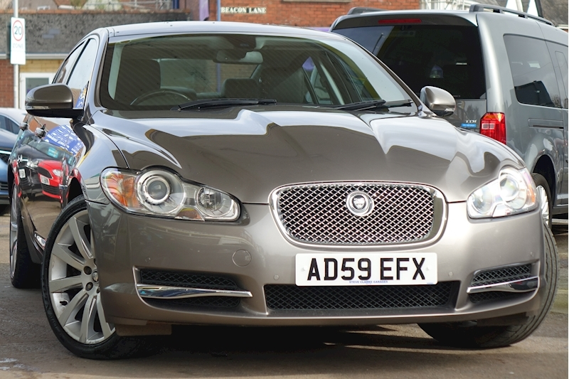 Xf V6 Premium Luxury Saloon 3.0 Automatic Diesel For Sale in Exeter