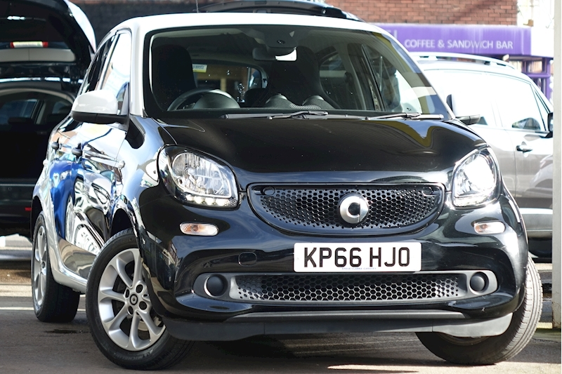 Forfour Passion Hatchback 1.0 Manual Petrol For Sale in Exeter