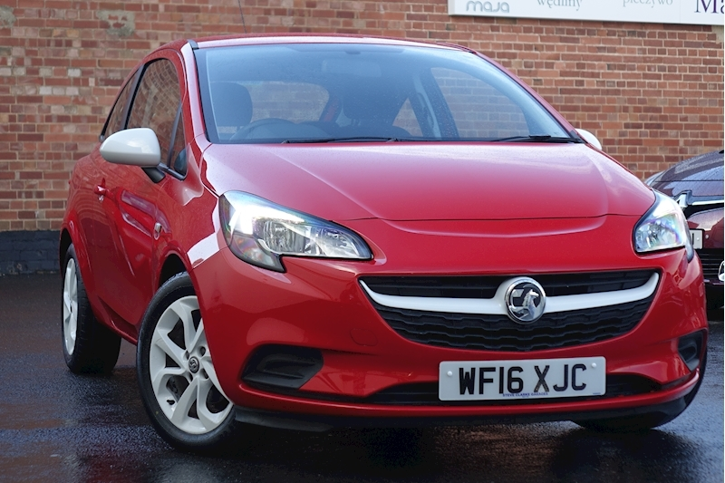 Corsa Sting Hatchback 1.2 Manual Petrol For Sale in Exeter